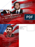 Tory Perfetti Post Card