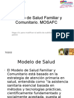 Presentación MOSAF