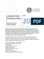 Manual de uso del cofímetro digital