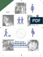 Curso taller. Prohibido Discriminar