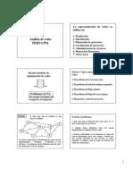 Análisis de redes PERT-CPM