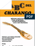 Acordes de Charango