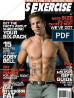 Men's Exercise – December 2011