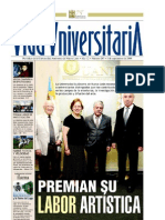 Vida Universitaria 207 UANL