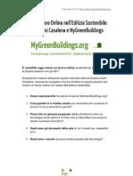 Come Lavorare Online nell'Edilizia Sostenibile
