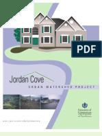 Jordan Cove Watershed Project