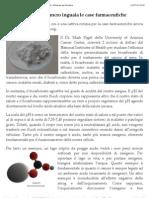 Il Bicarbonato Anticancro Inguaia Le Case Farmaceutiche | Informare Per Resistere