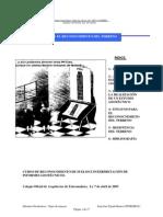 Tipos de ensayo de reconocimiento del terreno Juan José Tejido