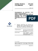 NTC ISO 3951
