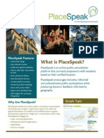 PlaceSpeak for the Development Community