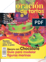 Decoraci n de Tortas Chocolate