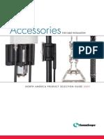 Installation Cataloge Accesories 2009