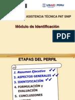 Modulo de Identificacion Diplomado