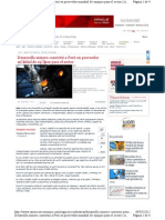 Desarrollo Minero Convirtio Peru en Proveedor Mundial de Equipos Para El Sec