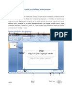 Tutorial Basico de Powerpoint