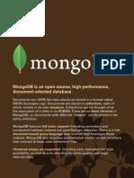 Mongodb Qrc Booklet