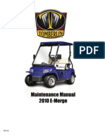 2010 Emerge Service Manual