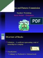 Stocks Elementary 2003