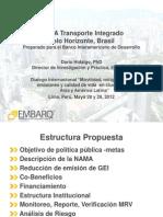 Transporte Integrado Brasil
