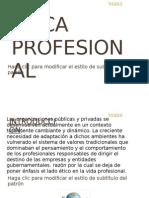 ÉTICA_Profesional