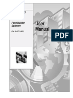 Manual Panelbuilder 2711-60
