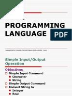 JavaProgramming_SlideNotes1