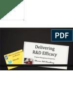 R&D Effectiveness