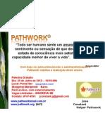 PATHWORK material de divulgacao 2012 PALESTRA INTRODUTÓRIA