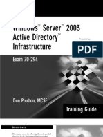 Best Active Directory Book