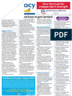 Pharmacy Daily for Fri 13 Jul 2012 - Headache solutions, Boys get Gardasil, Mind health and much more...a
