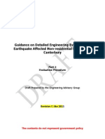 Detailed Engineering Evaluation Procedure