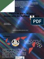 Politica Publica Sofware Libre Astrid