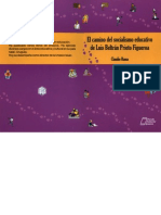 Libro - El camino del socialismo educativo de Luis Beltrán Prieto Figueroa - Claudio Rama