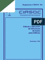Reglamento CIRSOC 301 Estructuras de Acero para Edificios