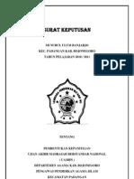 Copy of Surat Keputusan Uambn