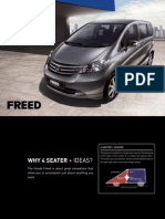 Honda Freed (Sep 2011)