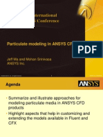 2008 Int ANSYS Conf Particulate Modeling in Ansys Cfd