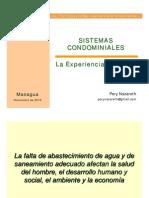 Sistema.condominial Taller Managua Pery 9Nov2010