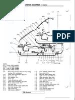 mitsubishi 6G72 doorwiring