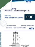 TRNG-6 Potential Transformer