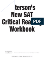57436862 New SAT Critical Reading Workbook