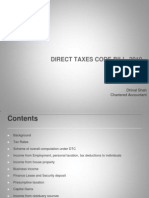 DTC Overview_Dhinal Shah