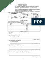 Bahagian b Kertas Ujian 2 Sains Tahun 4 (2012)