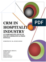 26478453 Final Project of CRM on Hospitality Sector NW