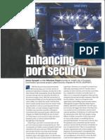 Enhancing Port Security