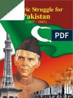 Historic Struggle for Pakistan 1857-1947