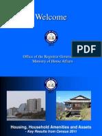 2011 Census Report Housing
