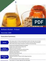 Market Research Finland - Biofuels Market in Finland 2009
