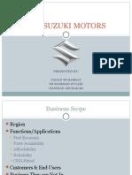 Pak Suzuki Motors