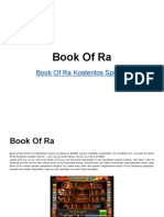 Der Grosse Book of Ra Information